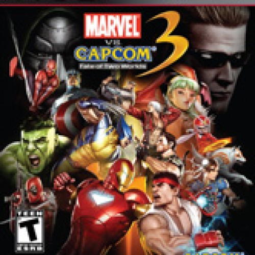 New Marvel vs. Capcom 3 Trailer Leaves You Wanting More