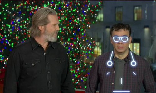 Don't Miss Jeff Bridges This Saturday on SNL, TRON Style