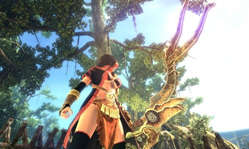 Here Comes the Next Action MMORPG: CORE BLAZE