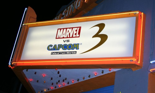 Marvel vs. Capcom 3 Food Fight Party & PlayStation vs. Capcom VGA 2010 Viewing Party Gallery & Report