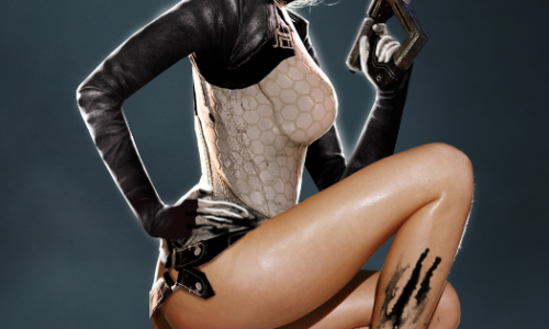 (NSFW) These Mass Effect Art Will Give You a Mass Effect