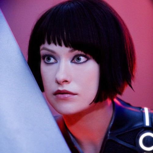 Q&A with TRON: Legacy Lead Makeup Artist Rosalina da Silva Including Looking Like Quorra