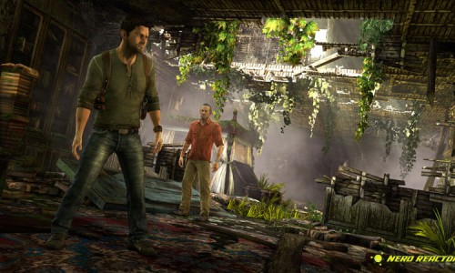 Uncharted 3: Drake's Deception Inside Look with the Naughty Dog Team and Screenshots and Gameplay Videos, Oh My!