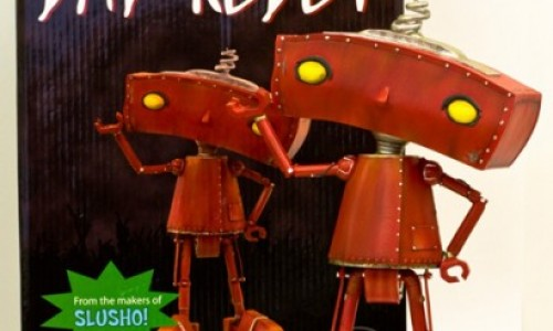 Bad Robot Mascot Gets His Own Figure