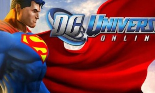 Check Out These Never Before Seen DC Universe Online Screen Shots