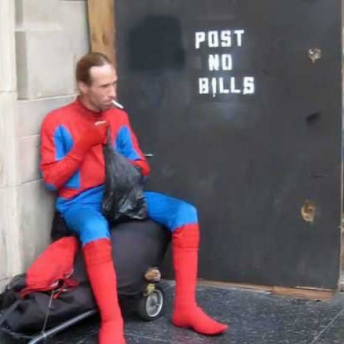 Conan O'Brien Reveals an Exclusive Sneak Peek of Spider-Man: Turn Off the Dark