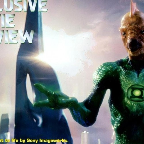 Geoffrey Rush Will Voice Green Lantern's Tomar-Re