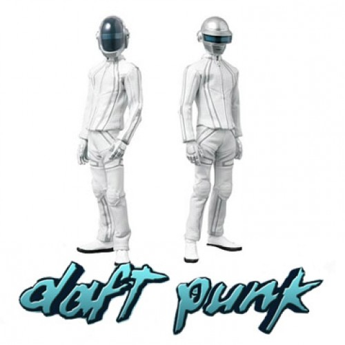 Get Your Own Pint Size Daft Punk Tron: Legacy Figures