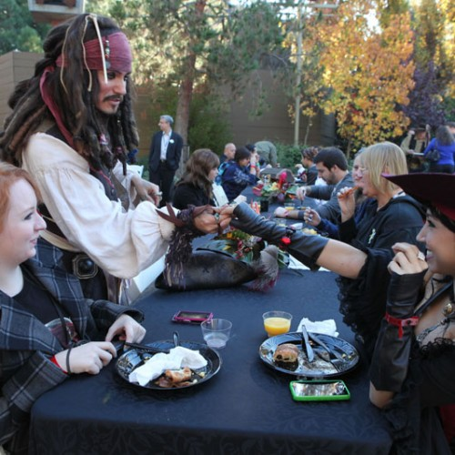 POTC4: On Stranger Tides Fans First Event: Pirates, Disneyland and Party