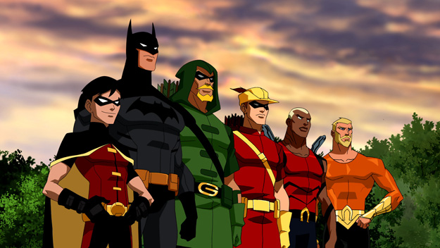 Young Justice Movie