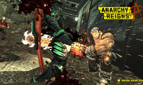 Teaser Trailer for PlatinumGames' ANARCHY REIGNS