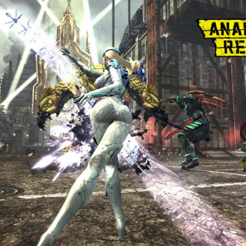 From the Guys Behind Bayonetta and Vanquish Come 'Anarchy Reigns'