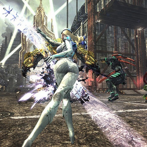 Anarchy Reigns' Queen of Ice Struts Her Stuff – Gameplay Trailer