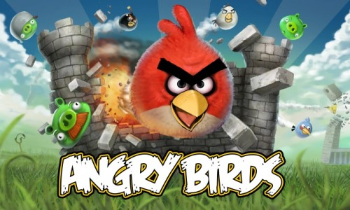 Kinect Angry Birds Hack
