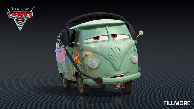 Cars 2 - Fillmore