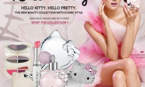Sephora's Hello Kitty Collection