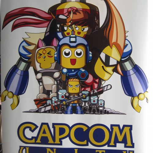 CES 2011: Capcom Delivers the 1-2 Punch, Literally!