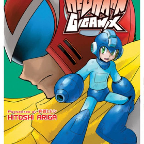 Mega Man Gigamix to Hit Stateside