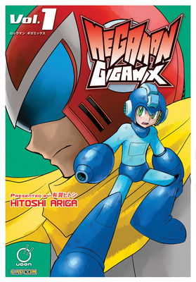 Megaman Gigamix Cover