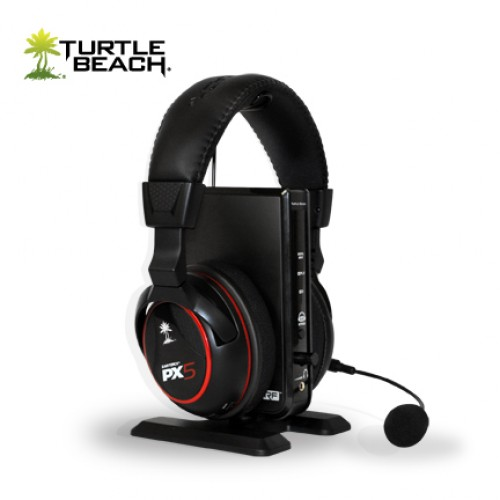 CES 2011: Turtle Beach Blows Your Eardrums Off