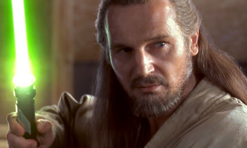At Last Liam Neeson Returns in an Upcoming Episode of The Clone Wars