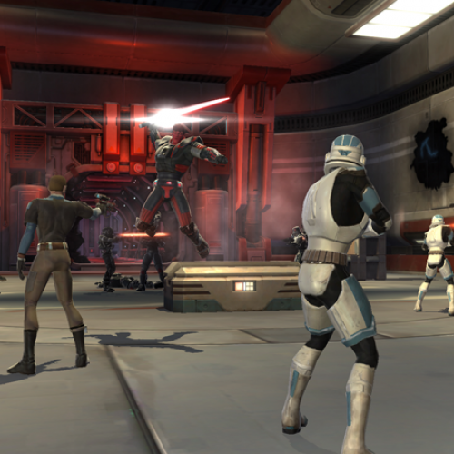 Flashpoints in Star Wars: The Old Republic