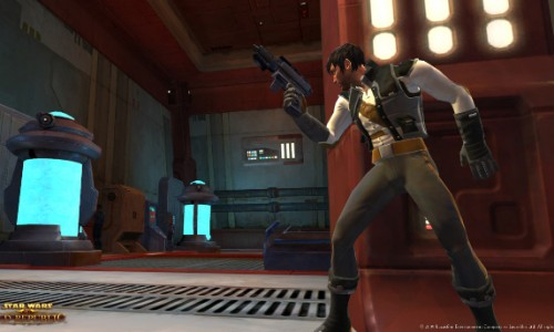 Star Wars: The Old Republic Delayed