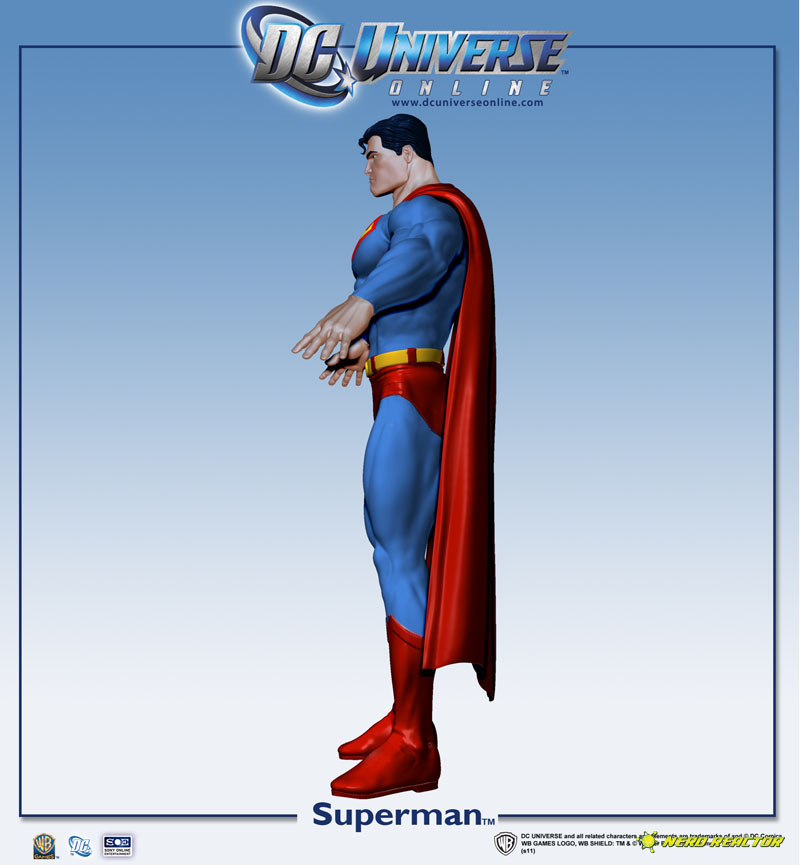 an introduction to the superman