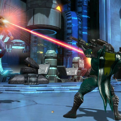 DC Universe Online Is Free-to-Play Today