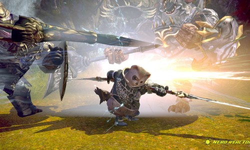 Meet the Baraka and Popori Race for TERA MMORPG