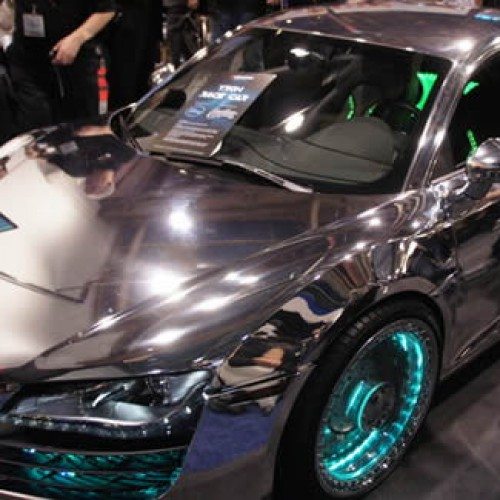 Pimp My Ride: The TRON Edition