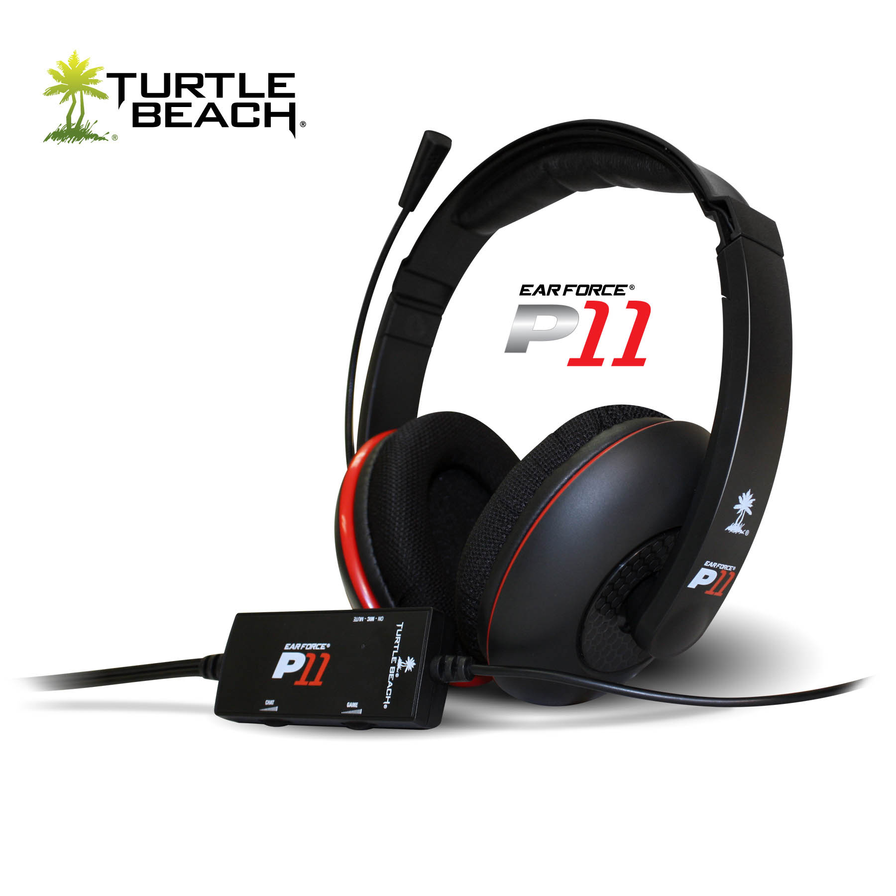 P Turtle Beach Ear Force P11   This headset