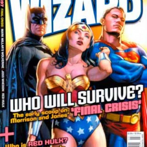 Nerds Everywhere Are in Mourning as Wizard Ceases Publication