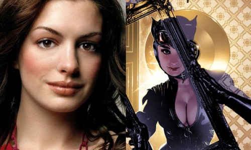 Anne Hathaway Will Be Selina Kyle in The Dark Knight Rises and Tom Hardy as Bane