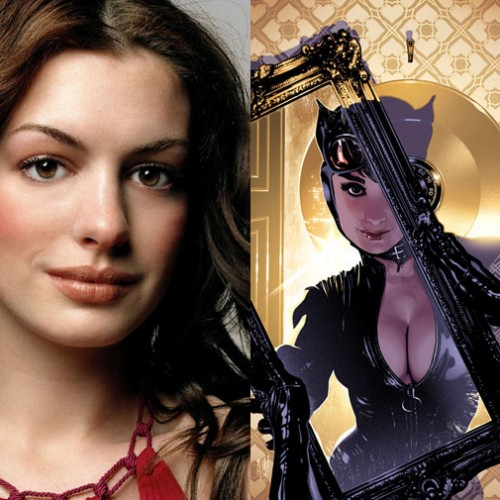 Anne Hathaway Says Selina Kyle and Catwoman Will Be in 'The Dark Knight Rises'