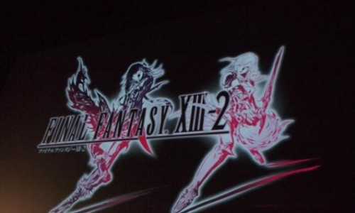 Updated with new trailer: Final Fantasy XIII-2 Announced