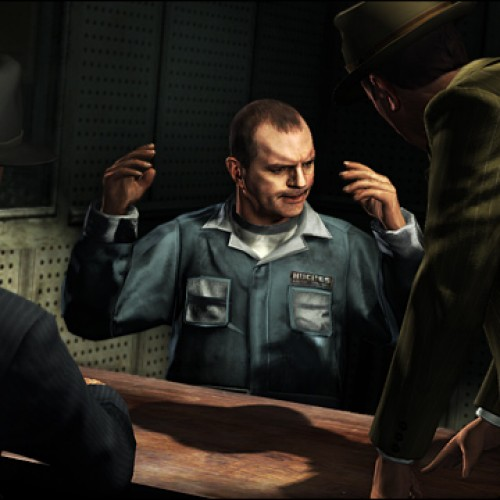 New L.A. Noire Gameplay Video Shows More Believable-Looking Facial Animation