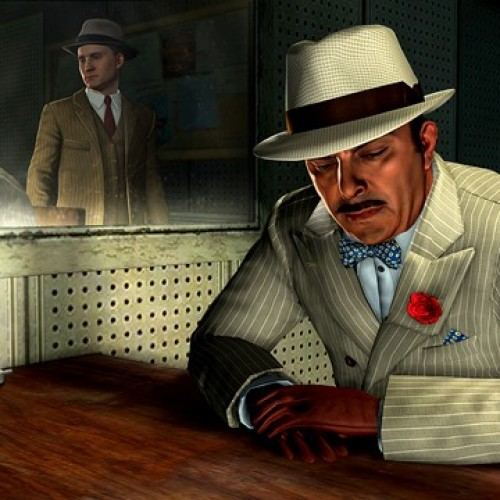 New LA Noire Screenshots: You Have the Right to Be Interrogated