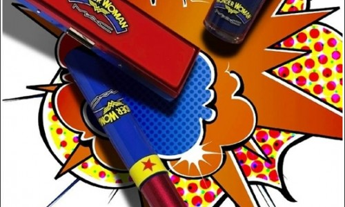 My Nerdy Ladies, MAC Wonder Woman Collection Coming Spring 2011