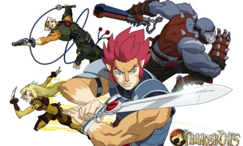 More ThunderCats News Including Snarf and Giving It That Movie Feel