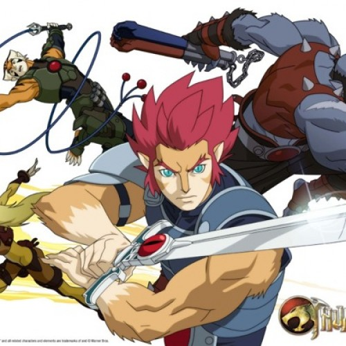 ThunderCats Trailer for Cartoon Network