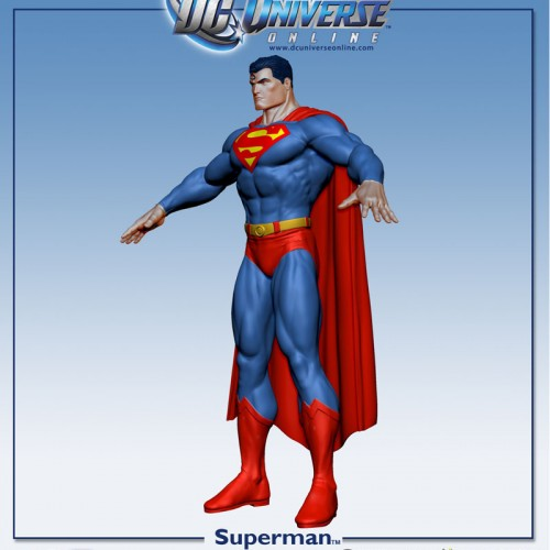 Superman Flies into DC Universe Online with Gallery