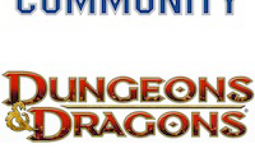 Community Goes D&D This Thursday
