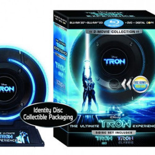 Tron: Legacy Coming to Blu-ray, but Which Version Is for You?