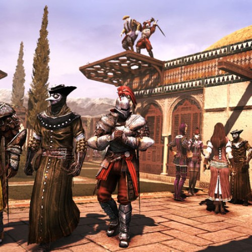 'The Da Vinci Disappearance' Multiplayer DLC Trailer for Assassin's Creed: Brotherhood