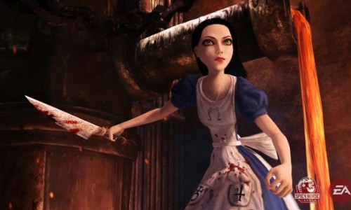 Alice Gets Violent…Again? Alice: Madness Returns