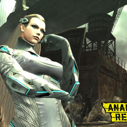 Anarchy Reigns: New Screenshots and Bio for Sasha