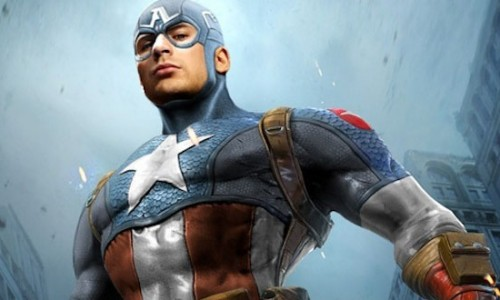 Captain America Super Bowl Spot & Special Online Comic