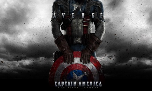 Get Your Hi-Res Captain America Wallpapers Here