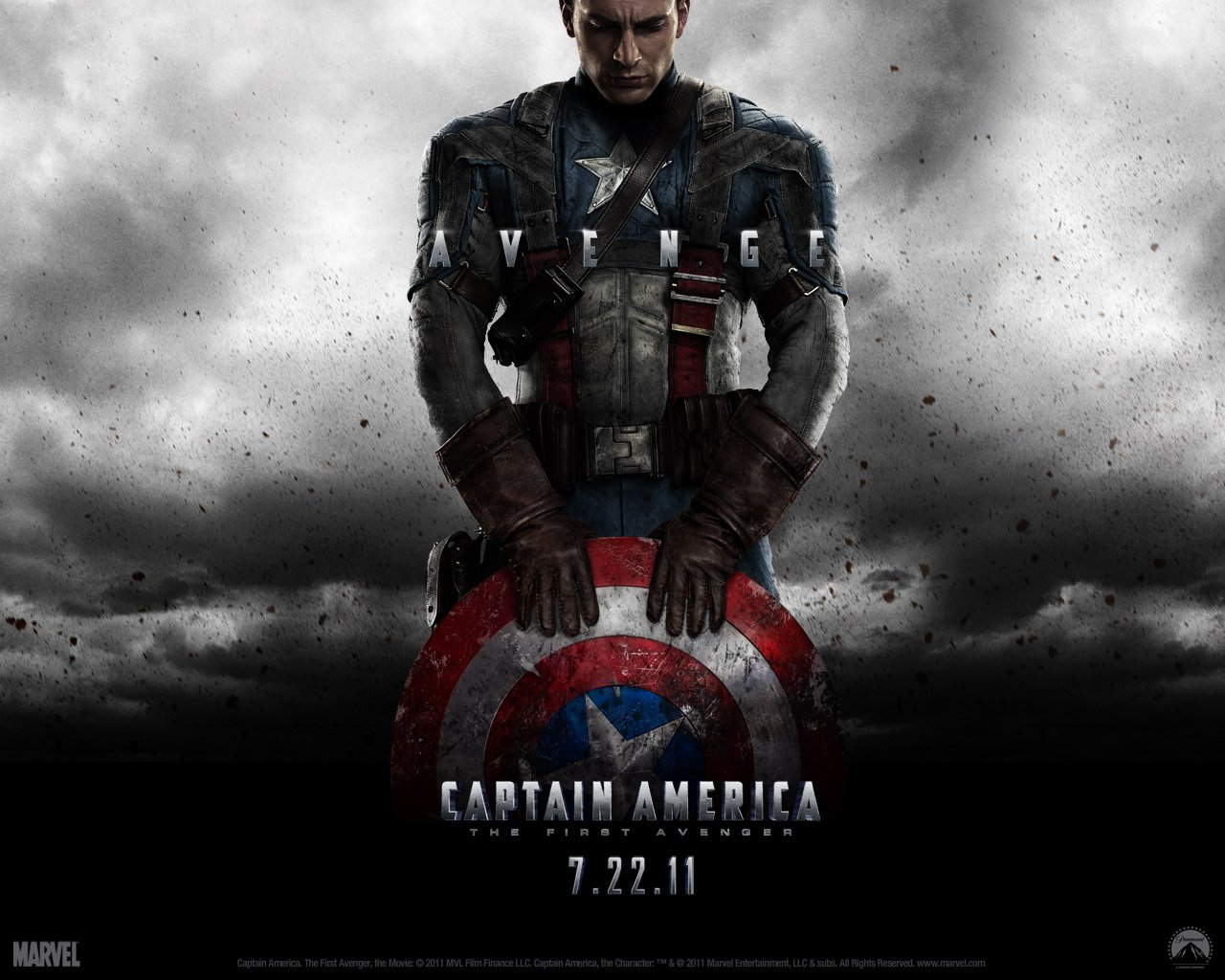 Captain America Wallpaper ...